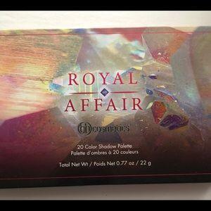BH Cosmetics Royal Affair Eyeshadow Palette